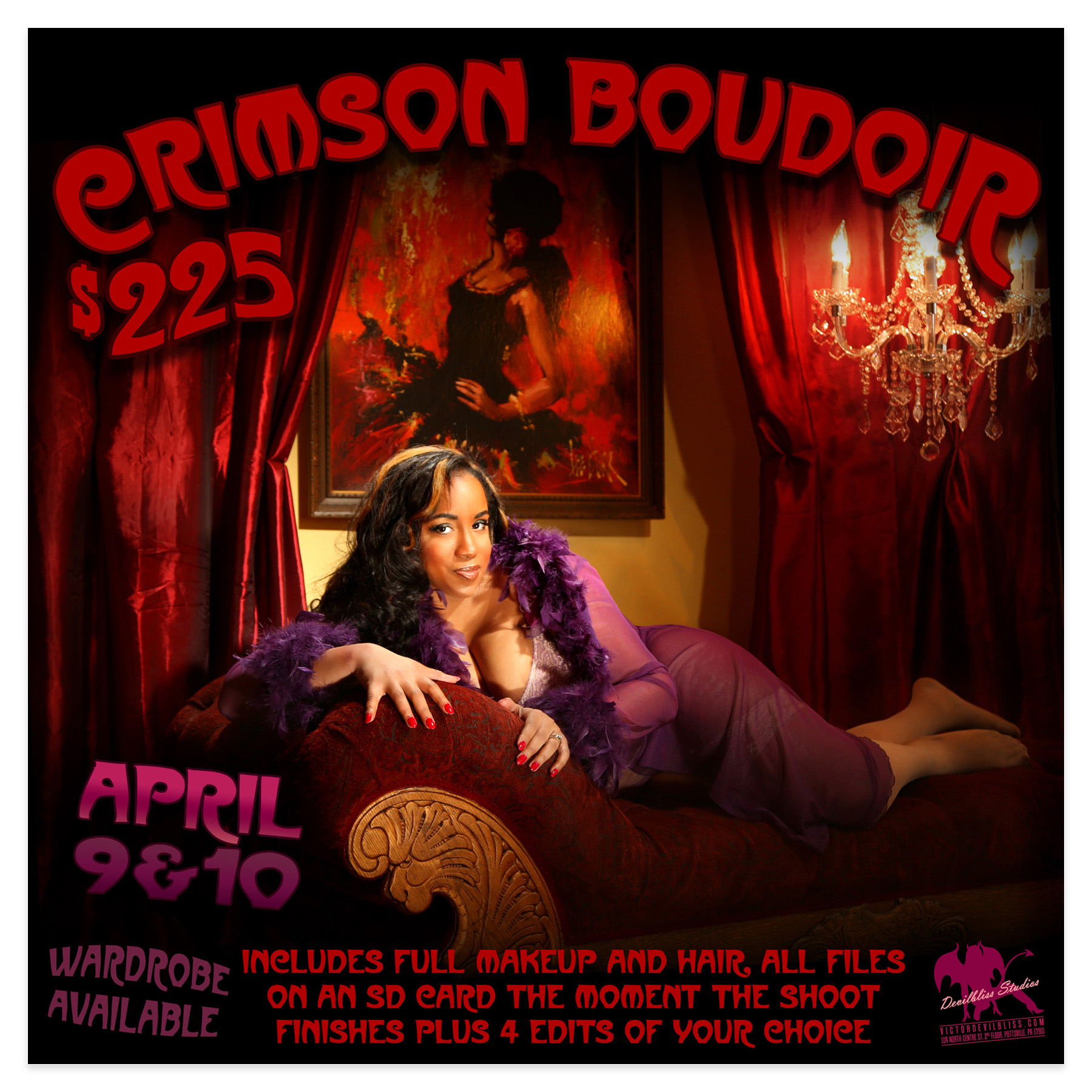 CrimsonBoudoir