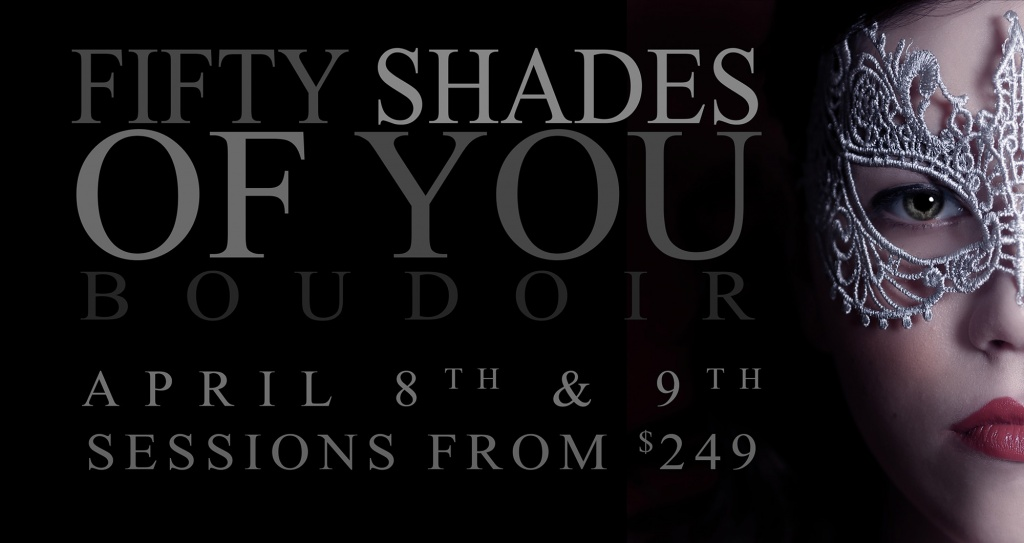 Fifty Shades Of You
