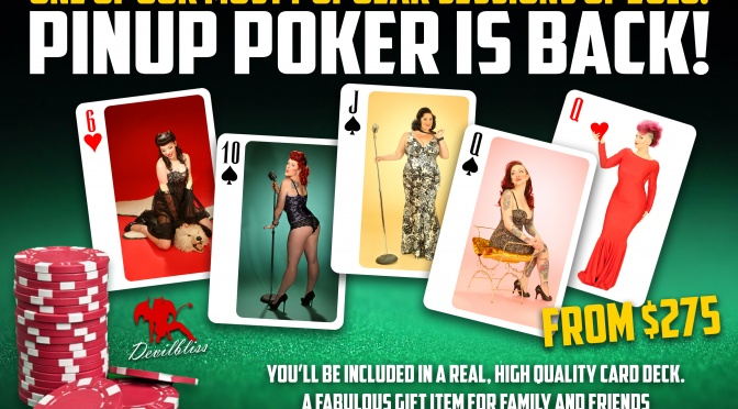 PINUP POKER IS BACK!